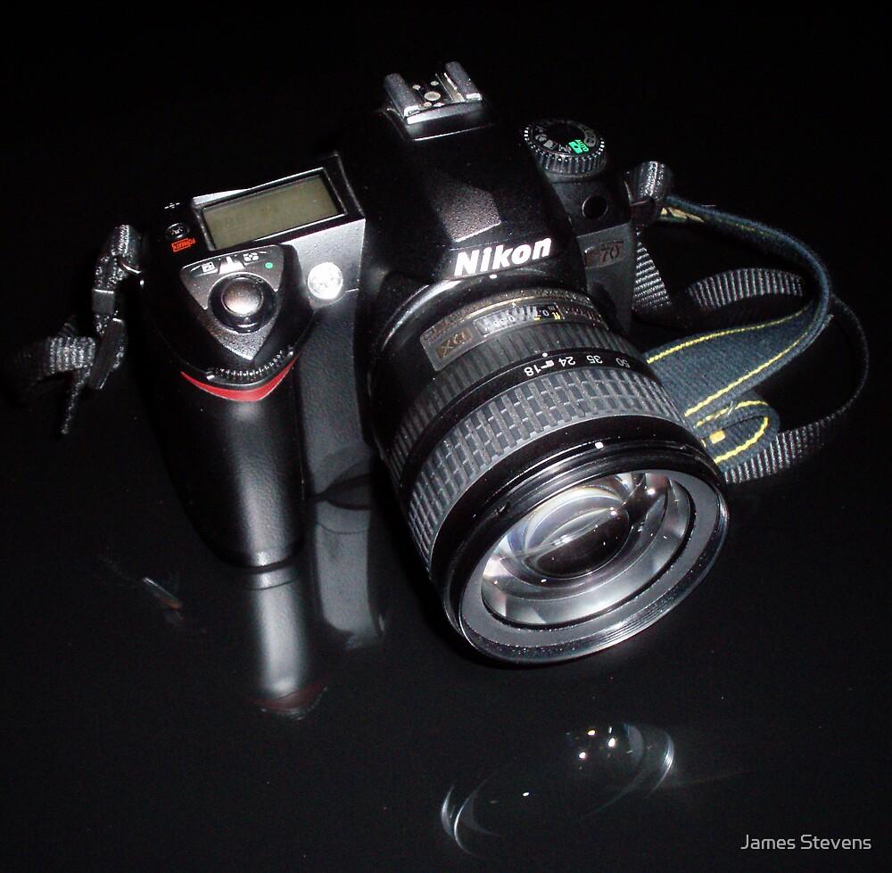 Nikon D70 by James Stevens