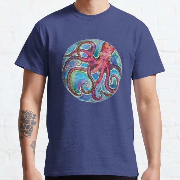 Take Life by the Tentacle Classic T-Shirt