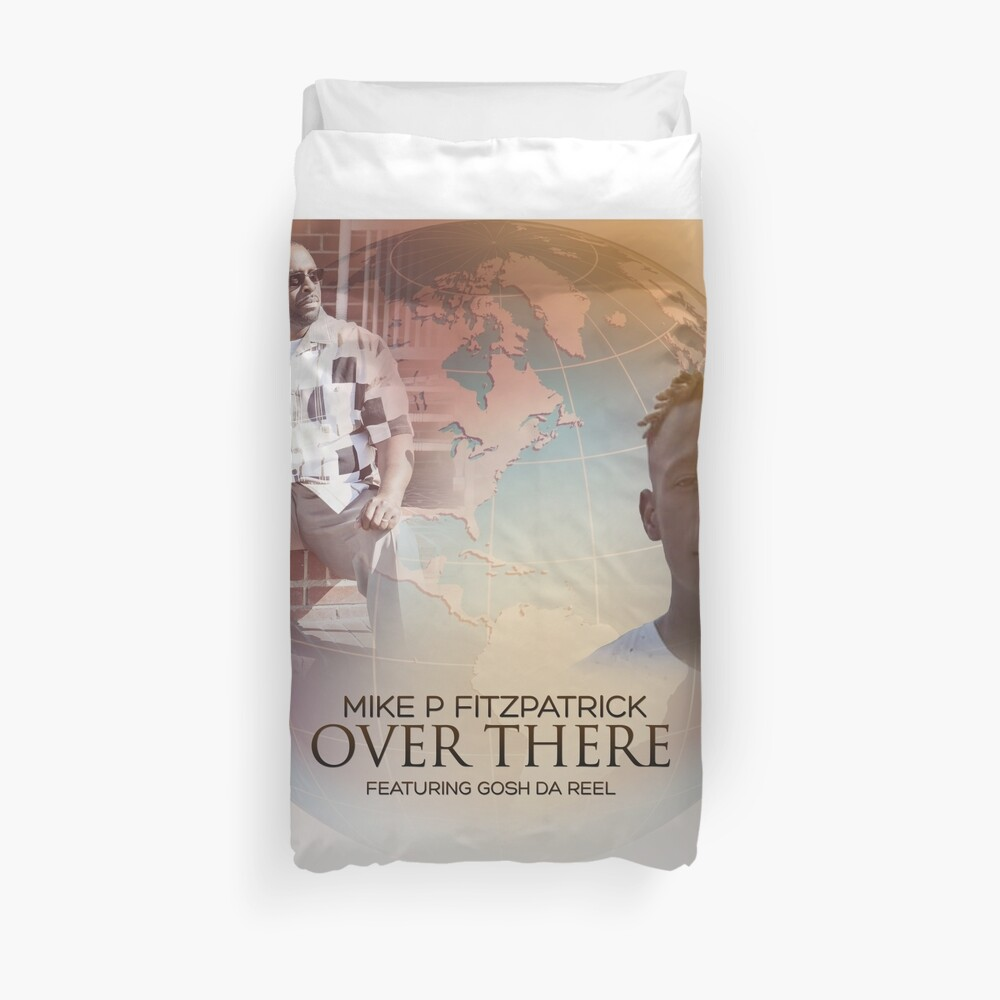 Over There Duvet Cover