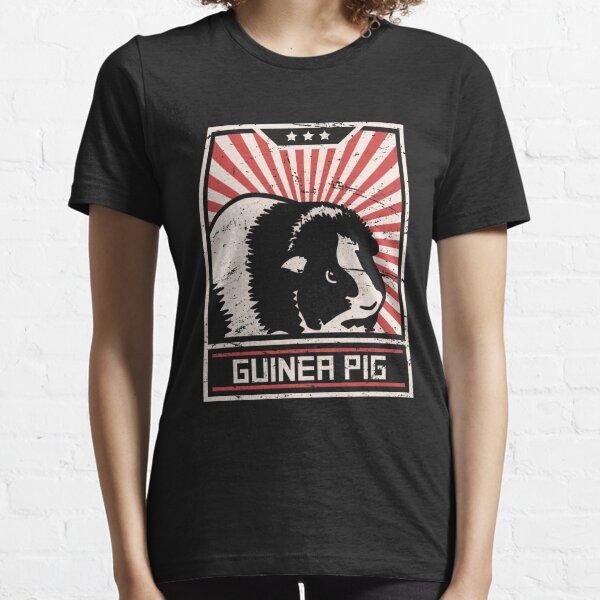 GUINEA PIG Propaganda Poster Essential T-Shirt