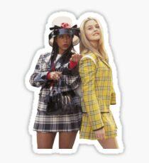 Cher et Dionne Sticker