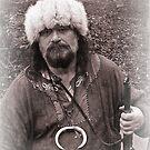 Viking in York #24, Thorstene Oxleg at rest by GrahamCSmith