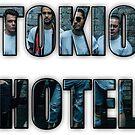 Tokio Hotel by Zarlina
