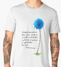 The Lorax Quotes Men's Premium T-Shirt