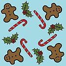 Christmas Treats by Denise Abé