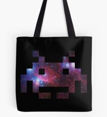 Space Invading Tote Bag