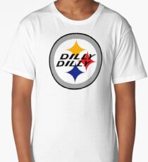 Bud Light Pit of Misery The Sequel  Dilly Dilly  Pittsburgh Steelers TV Commercial meaning philip rivers  Long T-Shirt