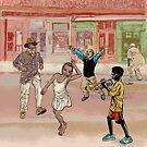 Dancing In NOLA by Keith Henry Brown