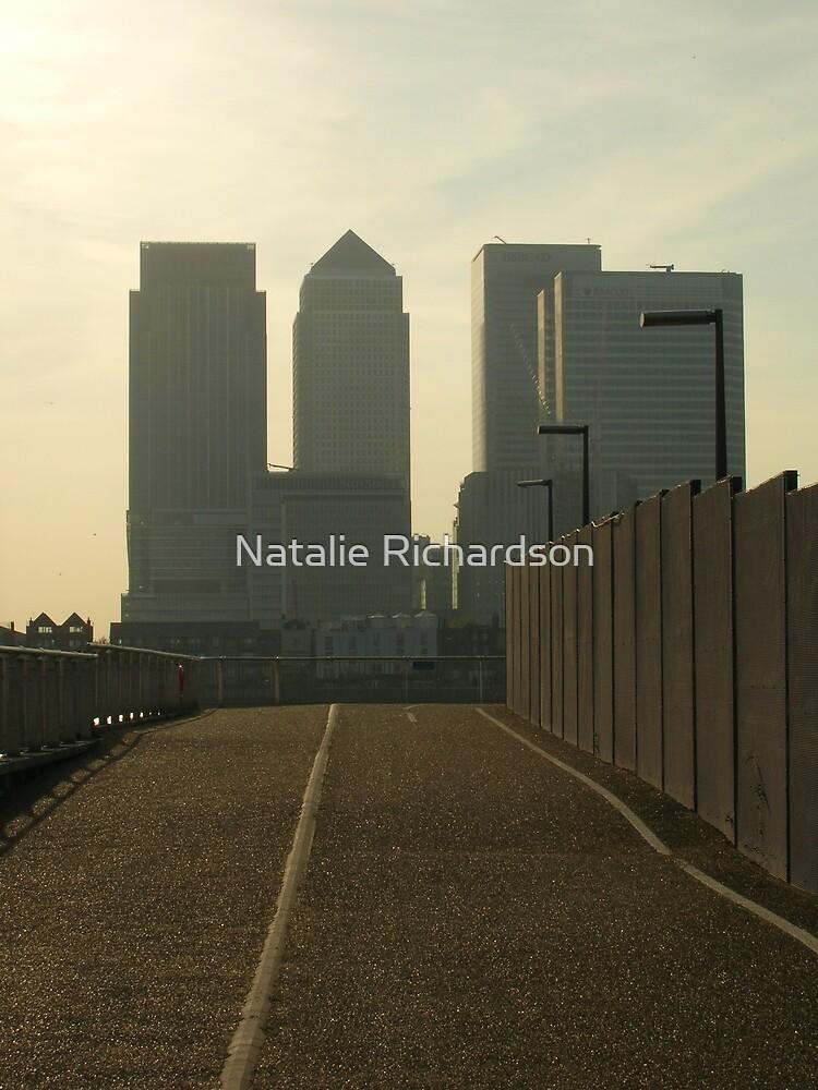 Canary Wharf by Natalie Richardson