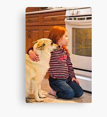 COOKIES! Canvas Print