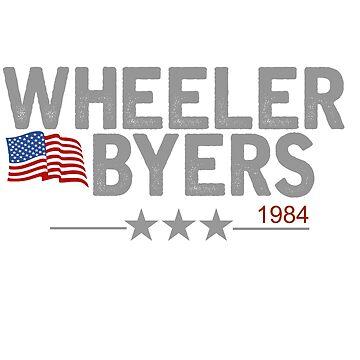 Wheeler/Byers by beautifullove