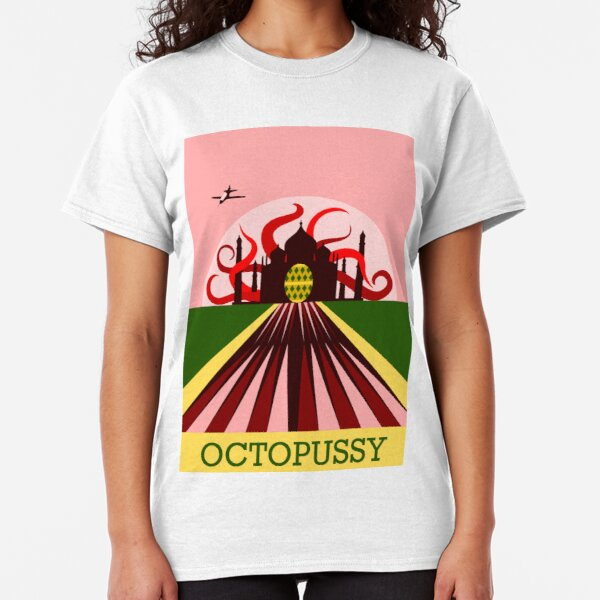 Octopussy inspired design Classic T-Shirt