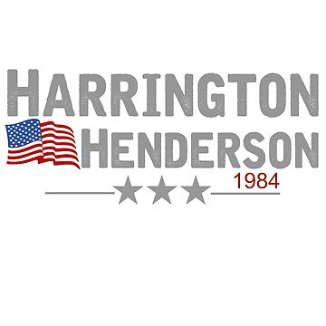 Harrington/Henderson by beautifullove