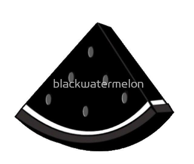 Black Watermelon by A V