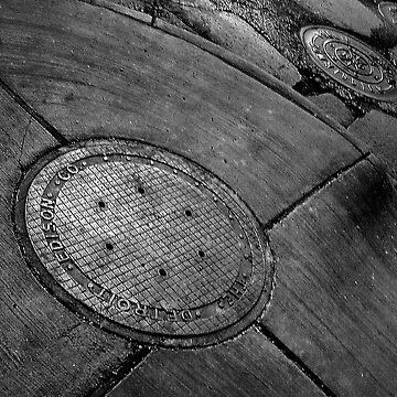 manhole... by CallJoe