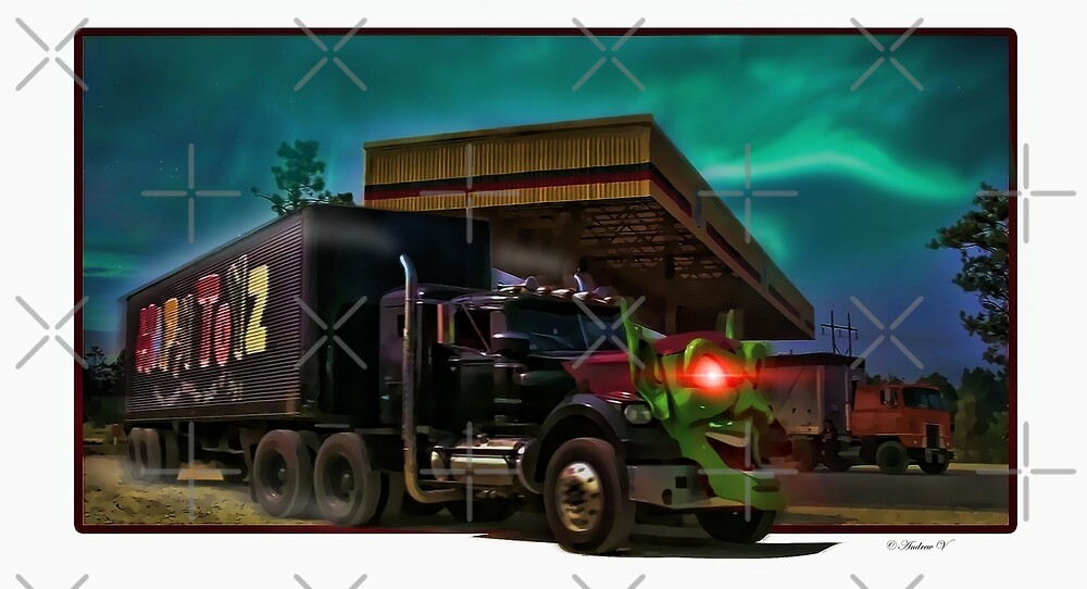 Maximum Overdrive by Coolness68