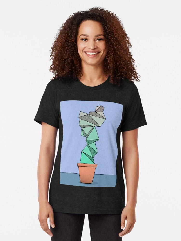 Alternate view of Plantagon Tri-blend T-Shirt