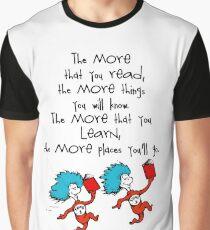 Dr Seuss Saids Graphic T-Shirt