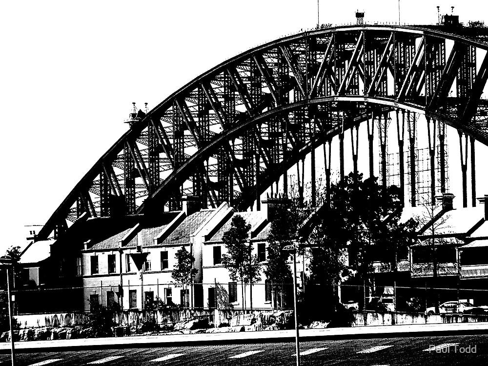Harbour Bridge View 6 by Paul Todd