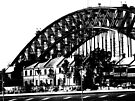 Harbour Bridge View 6 by Paul Todd