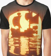 Tausend Sonnig Grafik T-Shirt