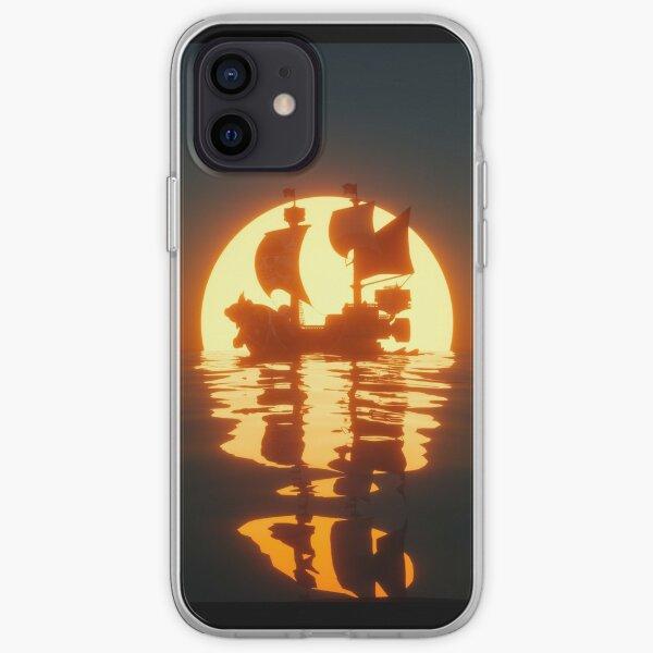 Thousand Sunny iPhone Soft Case