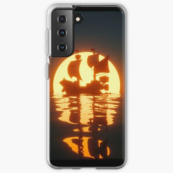 Thousand Sunny Samsung Galaxy Soft Case
