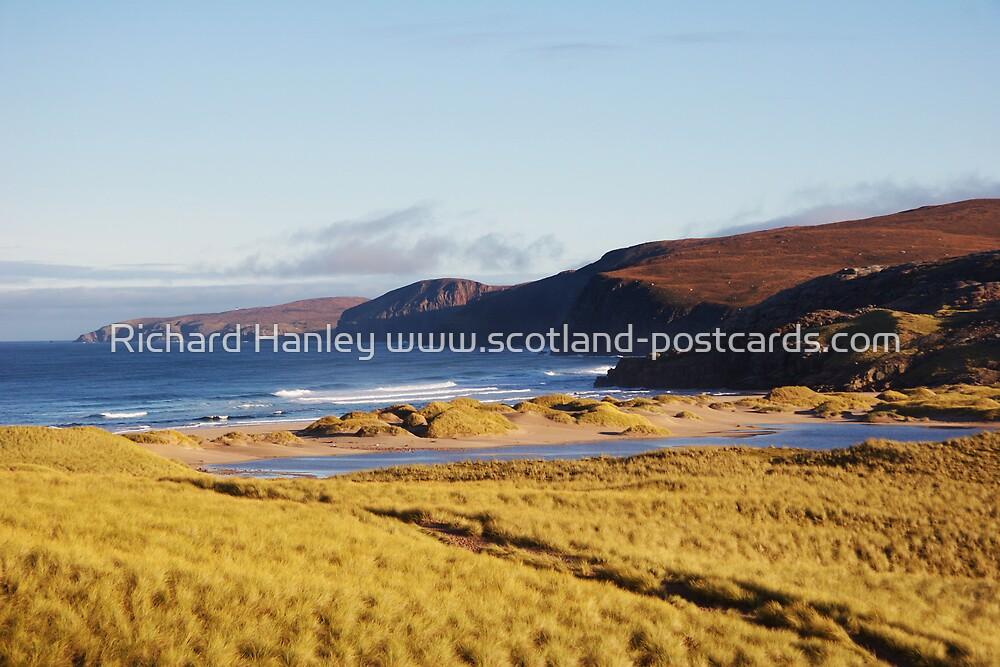Sandwood Coast by Richard Hanley www.scotland-postcards.com