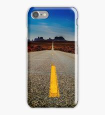 Monument Valley, USA iPhone Case/Skin
