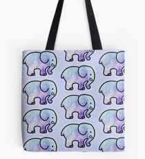 Watercolor baby elephant  Tote Bag