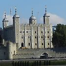 Tower Of London by hans p olsen