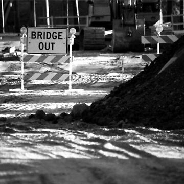 Bridge Out by TheCuke