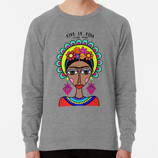 Viva la Vida!!! Lightweight Sweatshirt