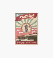 Panorama Diner Art Board