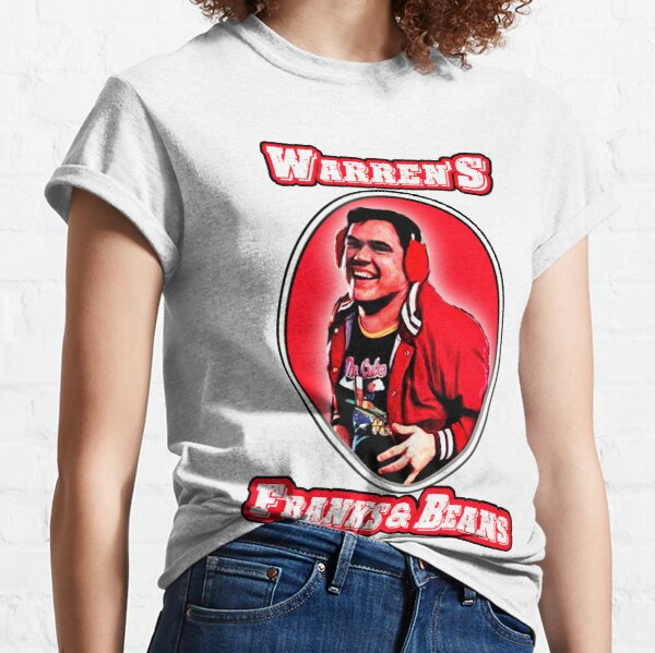 Warren Franks & Beans Camiseta clásica