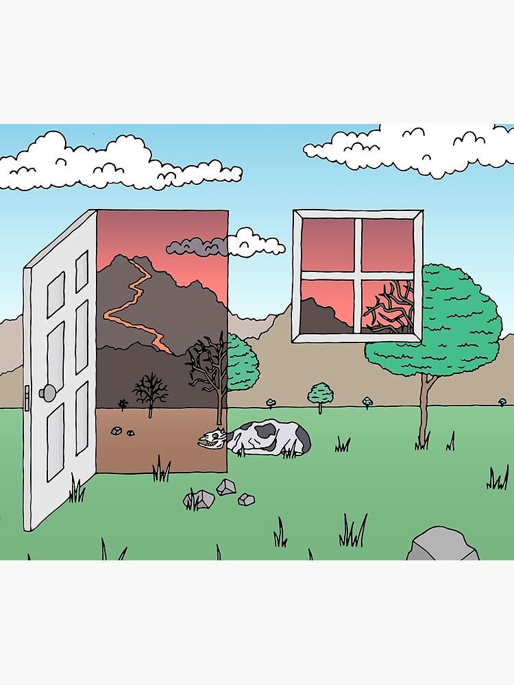Door and Window by bekome