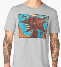 Dojo Squirrel by Grace Men's Premium T-Shirt