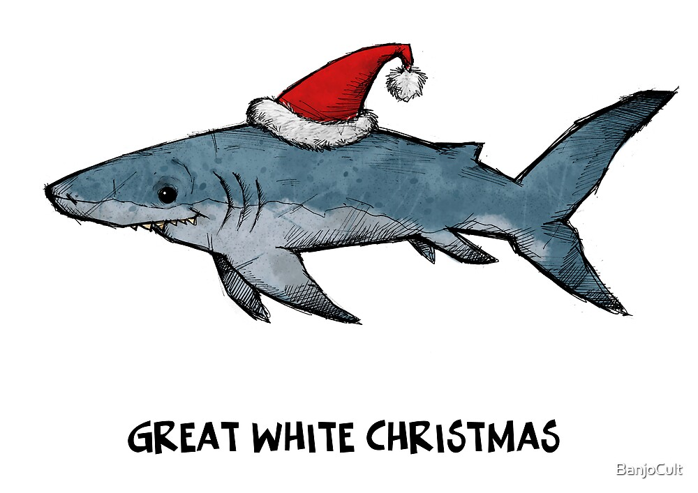 Great White by BanjoCult