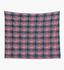 """Tony DuPuis """"No Comment""""  Wall Tapestry"""