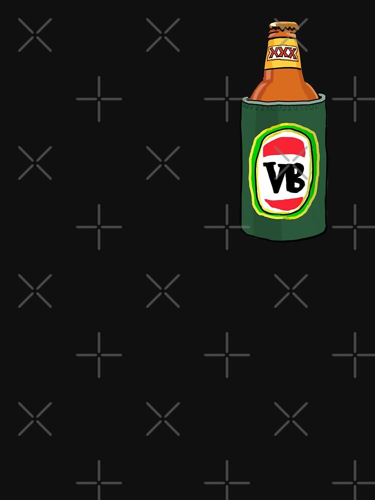 VeeBee vs Milton Mango by strayastickers
