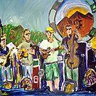 Yonder Mountain String Band by Sean Poole