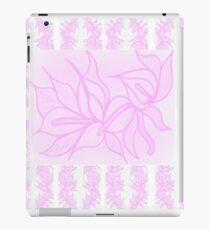 Pretty Pink Plant iPad Case/Skin