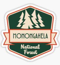 Monongahela National Forest Sticker