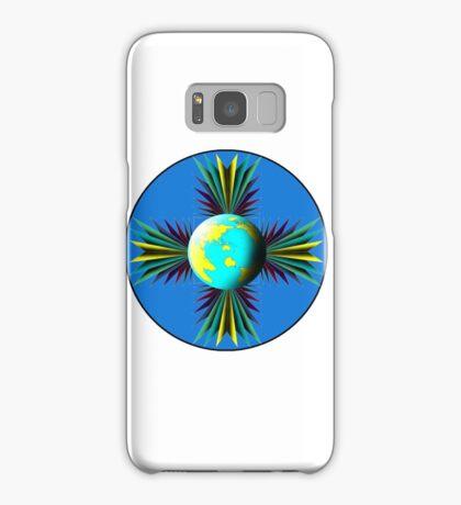 Earth Logo for Sale Samsung Galaxy Case/Skin