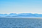Scottish Islands from the Ferry by Beth A.  Richardson
