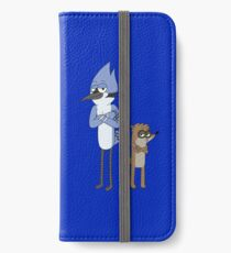 Mordecai and Rigby iPhone Wallet/Case/Skin