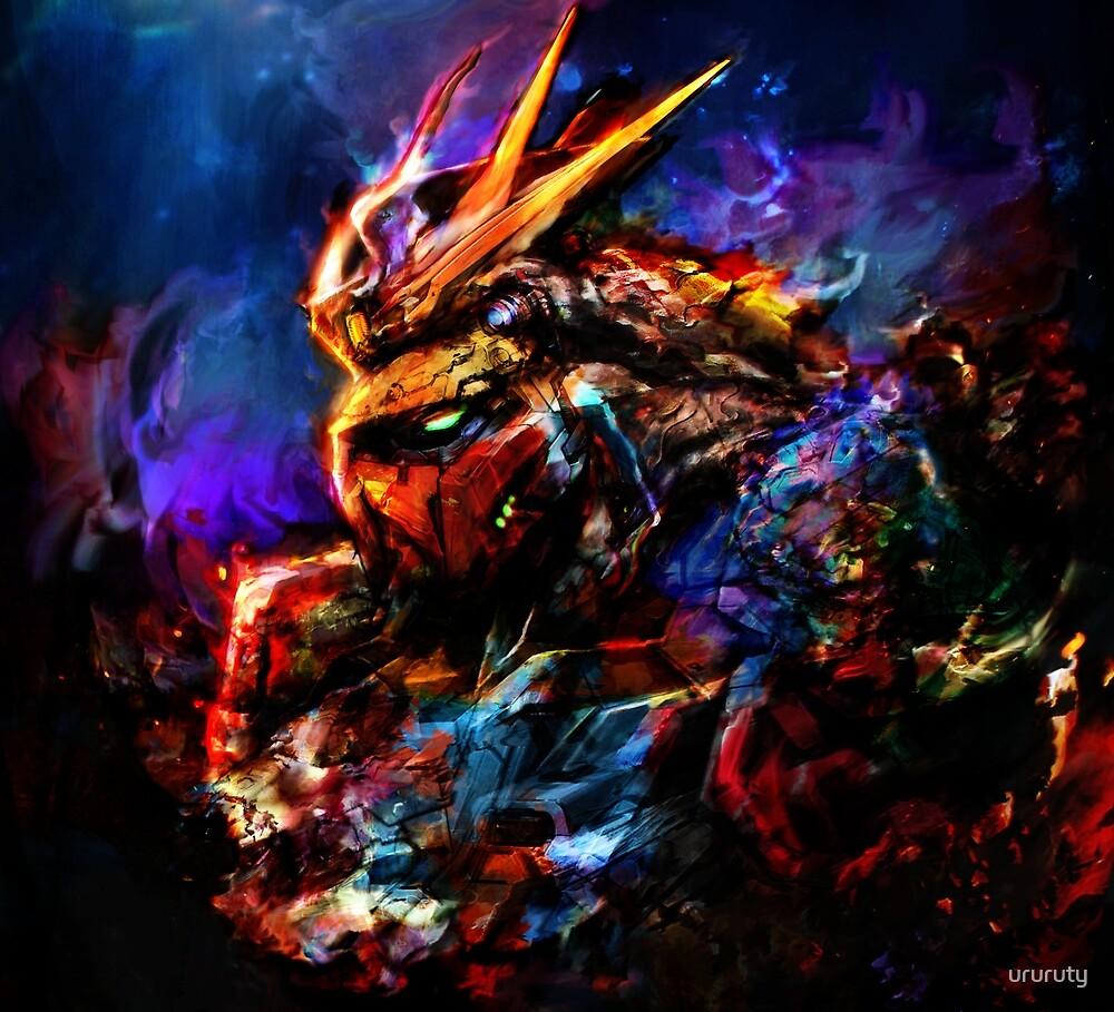 Gundam II von ururuty