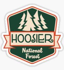 Hoosier National Forest Sticker