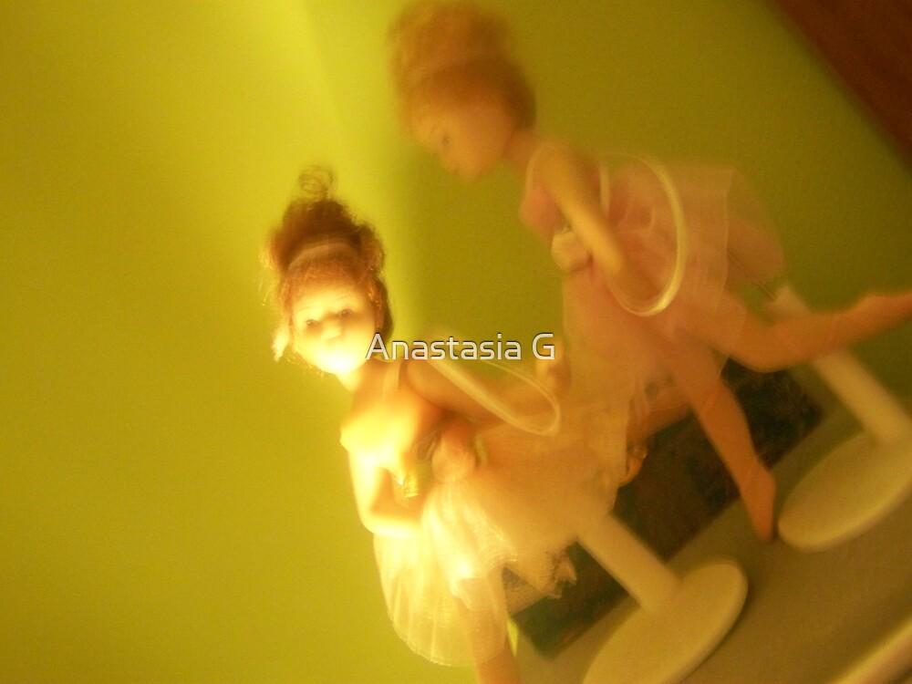 Ballet Dolls by Anastasia G