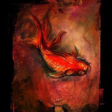 Goldfish by biev